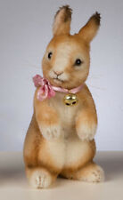 R John Wright brand Easter Bunny, Wobble, adorable!