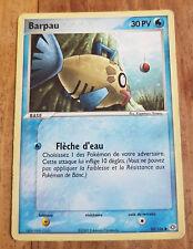 Carte Pokémon BARPAU 30 PV 50/106 EX Emeraude VF