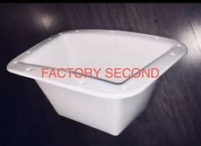 PVC Boat Bow Anchor Well - Factory Second