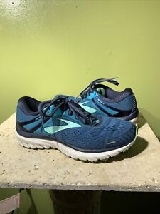 Brooks Adrenaline GTS 18 Running Shoes Athletic Sneakers Women's Size 7.5 Medium