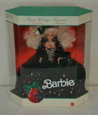 NEW 1991 Holiday Barbie Happy Holidays Mattel