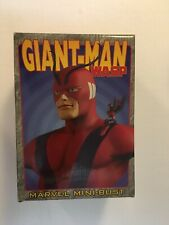 GIANT-MAN AND THE WASP BOWEN BUST AVENGERS MARVEL MIB 3196/6500