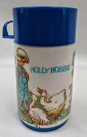 Holly Hobbie Aladdin Thermos 1978 Vintage