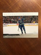 2017-18 UD Hockey SP Authentic Moments #103 Henrik Sedin