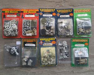 Warhammer 40,000 Citadel Miniatures *VINTAGE LOT*