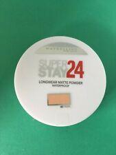 Maybelline Superstay 24hr Matte Foundation Powder Fawn 40