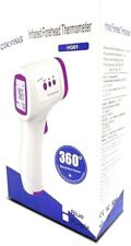 Ce Medical Grade Non Contact Infrared Forehead Thermometer Lcd Laser Ir