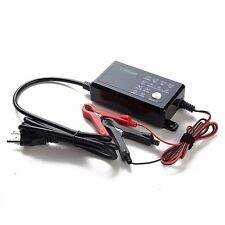 6V/12V Smart Charger Universal Car Motorcycle Maintainer Lead Acid Battery FREE