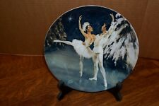 The Snow King & Queen 1979 Collector'S Plate By Viletta China Nutcracker Ballet