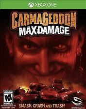 Carmageddon: Max Damage Xbox One *** brand new***