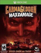 Carmageddon: Max Damage (Microsoft Xbox One, 2016)