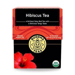 Buddha Hibiscus Organic Herbal Tea