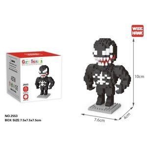 Marvel Universe Venom 339pcs Nano Blocks