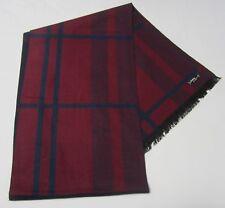 Chelsey Reversible Brushed Silk Fashionable Long Cashmere Feeling Men's Scarf