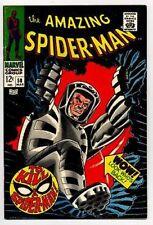 US - Amazing Spiderman Nr. 58 Graded 7.5