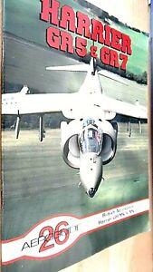 AEROGUIDE #26: HARRIER GR5 & GR7: BRITISH AEROSPACE HARRIER GR Mk 5 / Mk 7 (1990