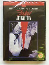 Fatal Attraction-Michael Douglas Glenn Close(R2 DVD)New+Sealed Anne Archer 1987
