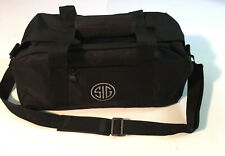 Sig Sauer Duffle / Range Bag Black Nylon Soft Case 18X9X8 - P226 Never Used
