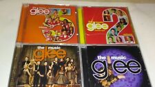 glee cd lot~ vol 2&5 Journey to regionals & the power of madonna CDs