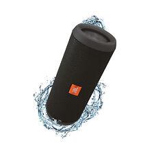JBL Flip 3 Splashproof Portable Bluetooth Speaker Black JBLFLIP3BLK