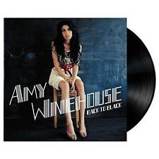 "AMY WINEHOUSE Back To Black Vinyl Lp Record 180gm ""New"""