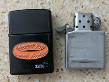 More details for original zippo brass lighter -customised 4 gollum / lord of the rings / one ring