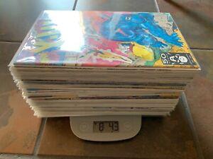 Large Xmen Comic Lot, Wolverine, Uncanny, X-Factor 8.4LBS of Books