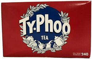 Typhoo Tea Bags 240 Bags