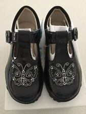 Clark sz 6E brand new black patent leather light up shoes
