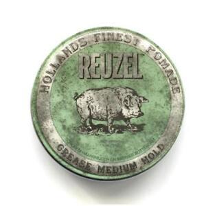 Reuzel Green Medium Hold Oil Based Pomade 113g