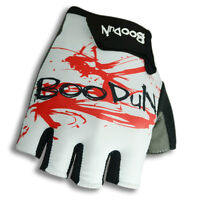 New BOODUN Cycling Half Finger Bike Gloves Bicycle Shockproof Sports Glove S-XXL