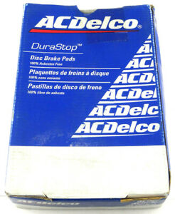 ACDelco Professional 17D419AM Brake Pads Semi-Metallic Front New Free Shipping