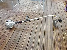 Petrol strimmers used