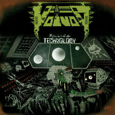 VOIVOD - Killing Technology LP - Sealed new copy 2017 Vinyl Reissue THRASH METAL