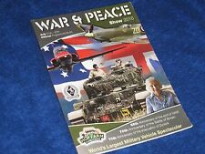 THE WAR & PEACE SHOW OFFICIAL PROGRAMME 2010.