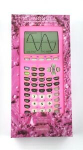 Guerrilla Pink Silicone Case / TI-84 Plus Graphing Calculator Texas Instruments