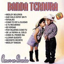 Amor en Banda by Banda Ternura (CD, Feb-2000, Lideres Entertainment Group)