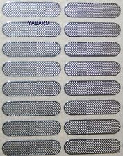 10x iPhone 4 4s Mesh Anti-Dust Ear Speaker Adhesive Grill