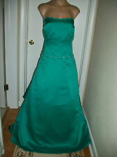 FORMAL EVENING BALL GOWN PROM DRESS COCKTAIL ALFRED ANGELO #6554W SIZE 20W NWOT