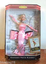 1997 Marilyn Barbie Gentlemen Prefer Blondes Collector Edition NRFB (Z133)
