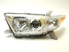 Toyota HIGHLANDER LEFT Headlight 07.2010 - LH OE