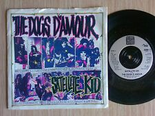 "THE DOGS D'AMOUR - SATELLITE KID - 45 GIRI 7"" UK"