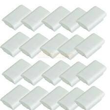 Lot20 Replacement Battery Pack Case Shell for Xbox 360 Controller White