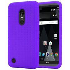 Silicone Gel Skin Case Cover For LG Rebel 2 LTE L57BL L58VL / LG Fortune M153