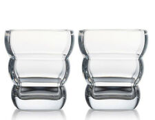 Rogaska *ADRIA* Double Old Fashioned Glasses  DOF  Set of 2   NEW / BOX