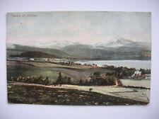 Arran Peaks - Goatfell etc.  Near Lamlash, Brodick, Corrie etc.  (Wane - 1907)