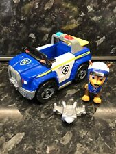 Paw Patrol Chase Highway Patrol Vehicle And Figure