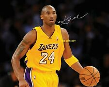 KOBE BRYANT 8X10 AUTHENTIC IN PERSON SIGNED AUTOGRAPH REPRINT PHOTO PICTURE RP