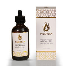 MOARGAN ARGAN OIL 100% pure, 100% Organic Imported Morocco 4 Oz Sample available