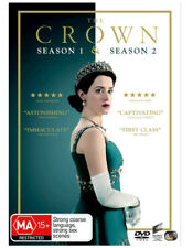 The Crown Season 1 & 2 R4 DVD in Stock Now